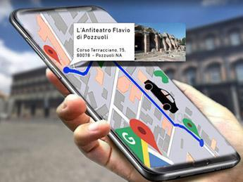 [b]In the Phlegrean Fields, how to reach the Flavian Amphitheatre in Pozzuoli [/b]