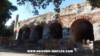 The Phlegrean Fields: Flavian Amphitheater in Pozzuoli